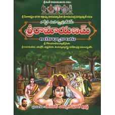 Sri Ramayanam - Moolamu  Govinda Rajeeyavyakhyanamuto - Ayodhyakanda
