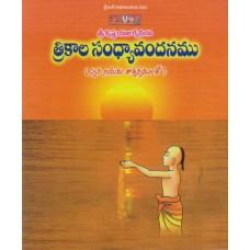 """Sri Krishna Yajurvediya Thrikala  Sandhyavandanam (Swarga Niyama Tatparyamutho) - శ్రీ కృష్ణ యజుర్వేదీయ త్రికాల సంధ్యావందనం """