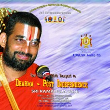 DHARMA - POST INDEPENDENCE